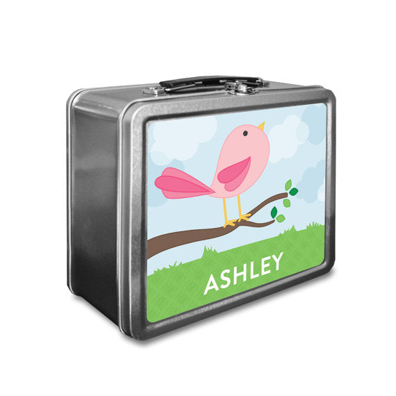 personalized lunchbox tickledpeachstudio