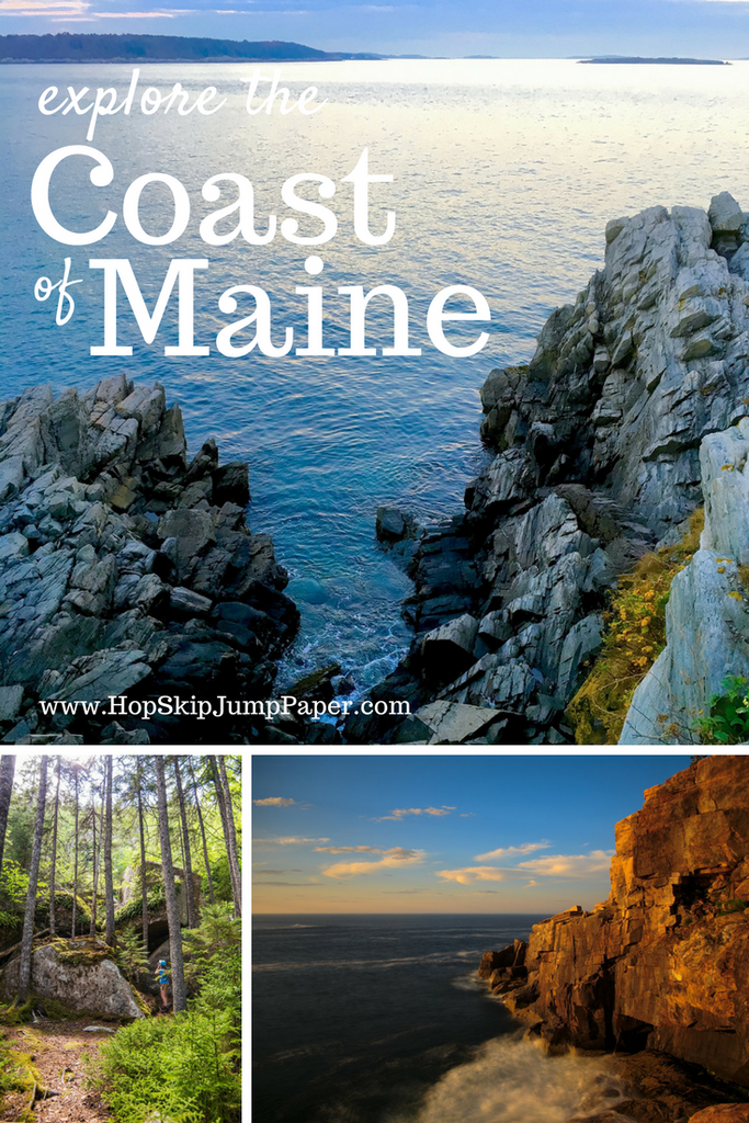 Coastal Maine Travel Blog HopSkipJumpPaper