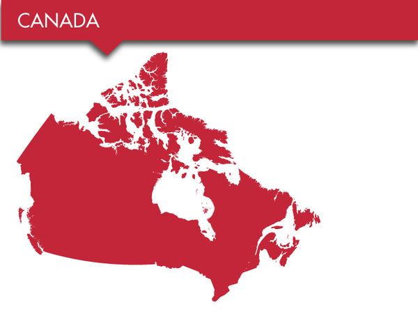 Order by location canada