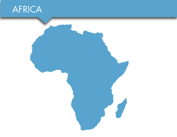 Order by location africa