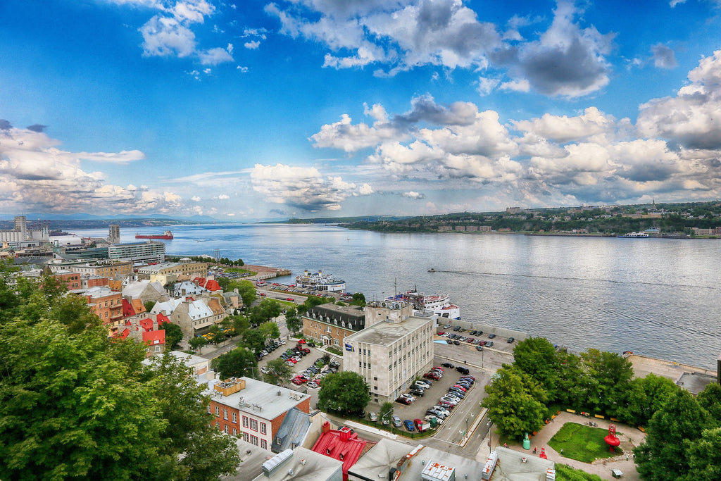 Quebec Canada Travel Blog