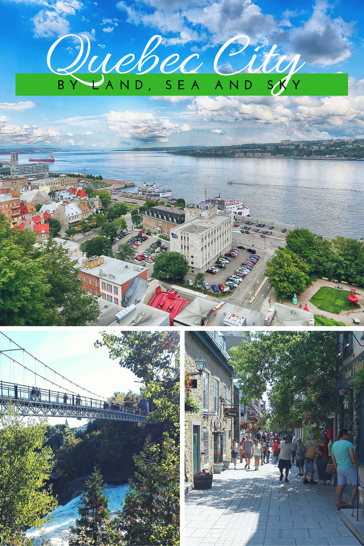 Quebec City Travel Blog Post HopSkipJumpPaper