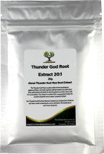 Thunder God Vine Root 20:1 Extract Powder - 25 grams