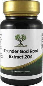 Thunder God Vine Root Extract 20:1 Capsules