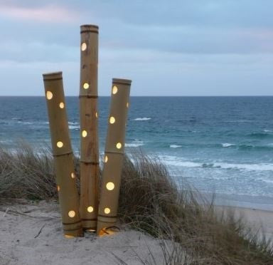 For the love of bamboo and beaches!