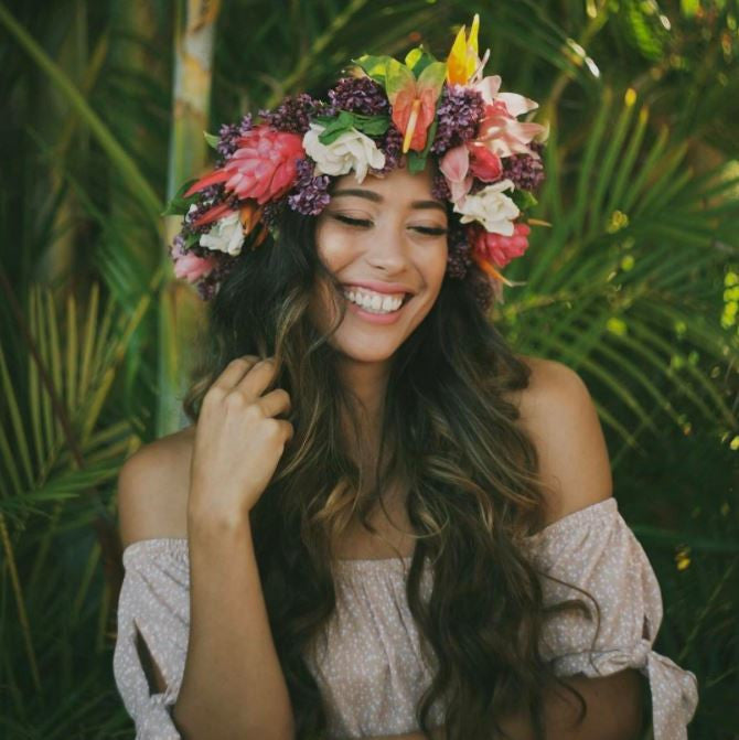 Tropical Wedding Trends for Summer 2017
