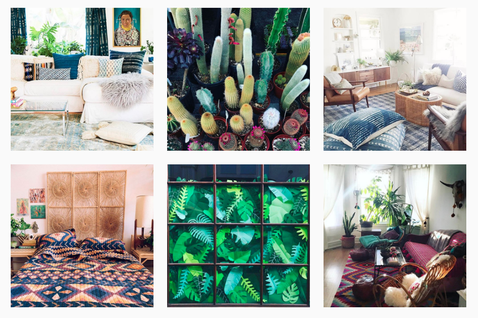Top Interior Design Hashtags