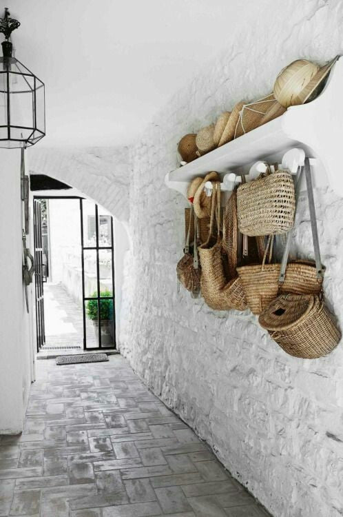 For The Love Of Woven Seagrass Baskets!
