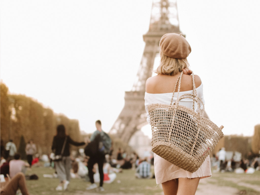 Cute Woven Basket Totes Are the Hot New Trend