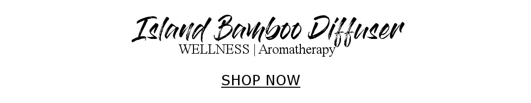 DUFMOD Island Bamboo Diffuser