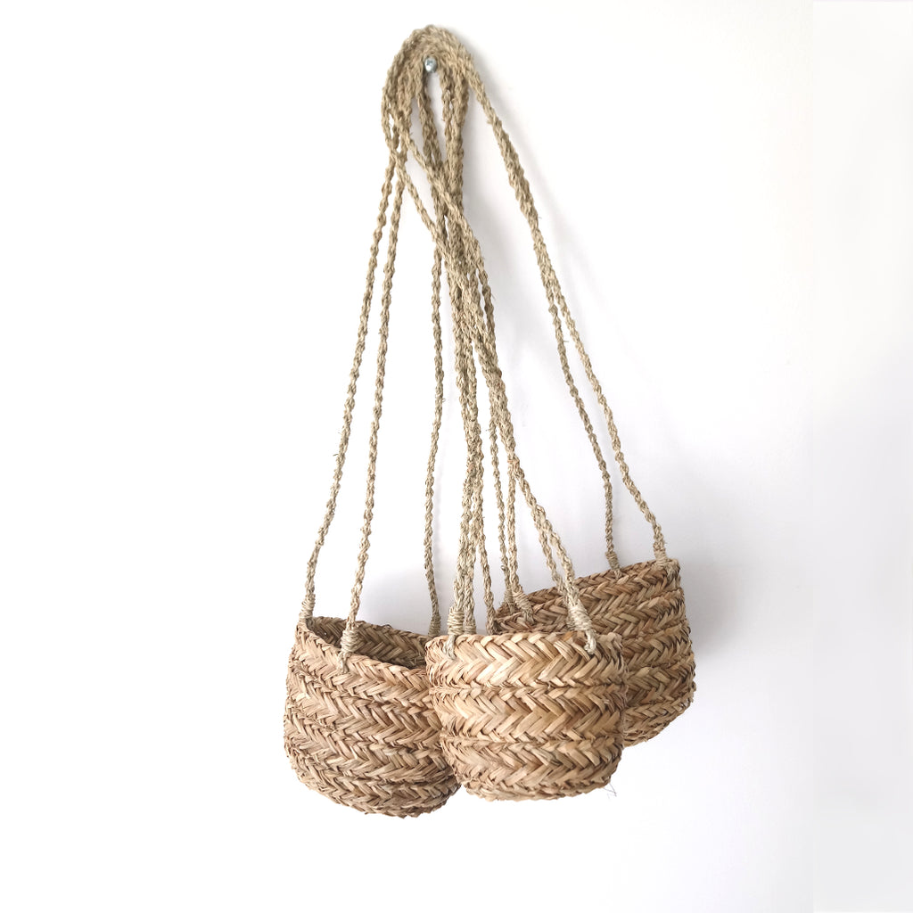 Arrow Hanging Basket Set