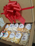 Gourmet Popcorn Best Seller Sampler Box