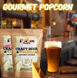 Craft Beer & Cheddar