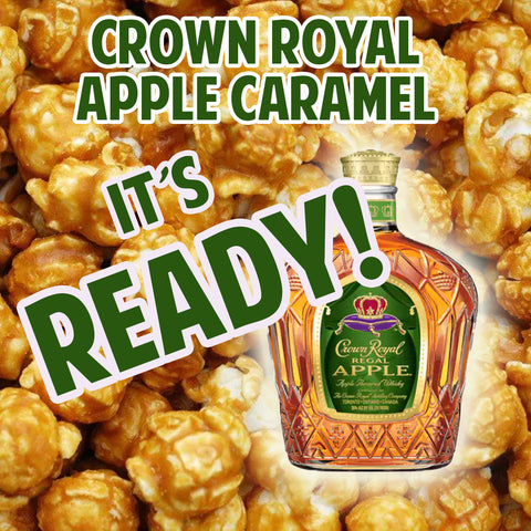 Crown Apple Caramel