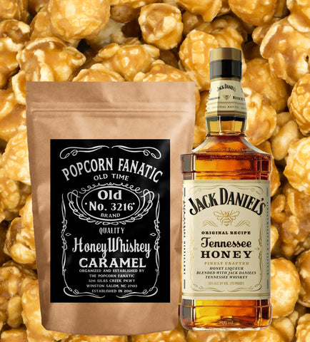 Honey Jack Caramel Promo - Just Pay Shipping Cost