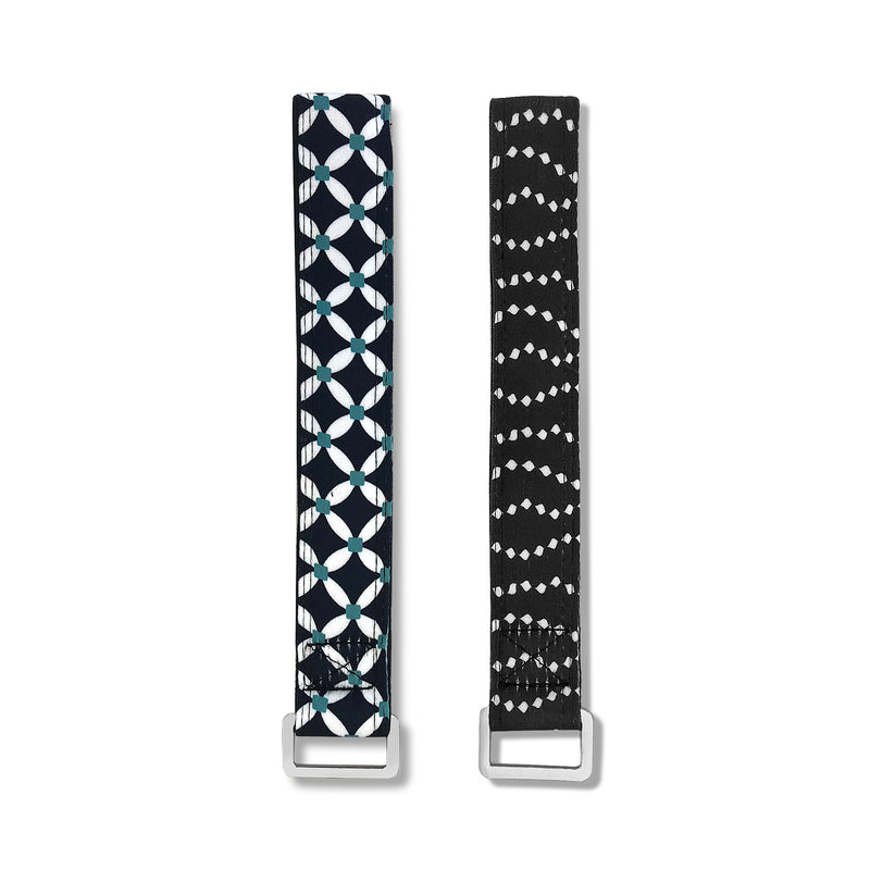 The TumEase Dot and Diamond Acupressure Bracelets