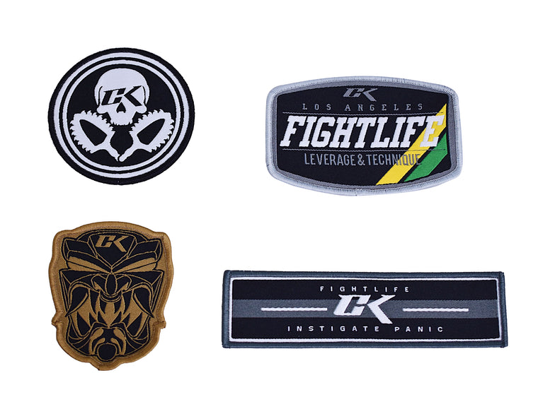 CK Assorted Patch Kit - 4 Patches