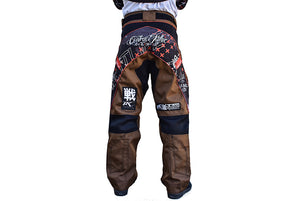 Contract Killer FTG Paintball Pants - Brown