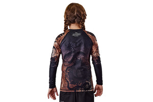 CK Kids Dirty Snake Rash Guard