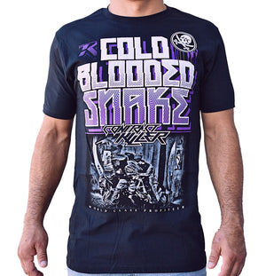 Contract Killer Cold Blooded Snake Paintball Shirt