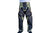 Contract Killer Tiger Stripe Paintball Pants - Olive