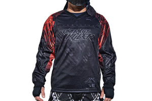 CK CKONGO Paintball Jersey - Red
