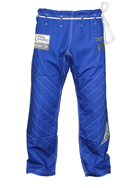 Contract Killer Jiu-Jitsu Blue Pants