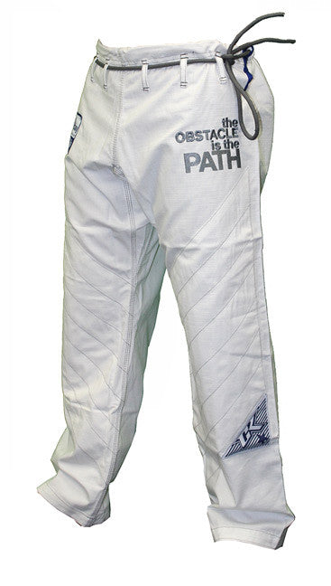 Contract Killer Jiu-Jitsu White Pants
