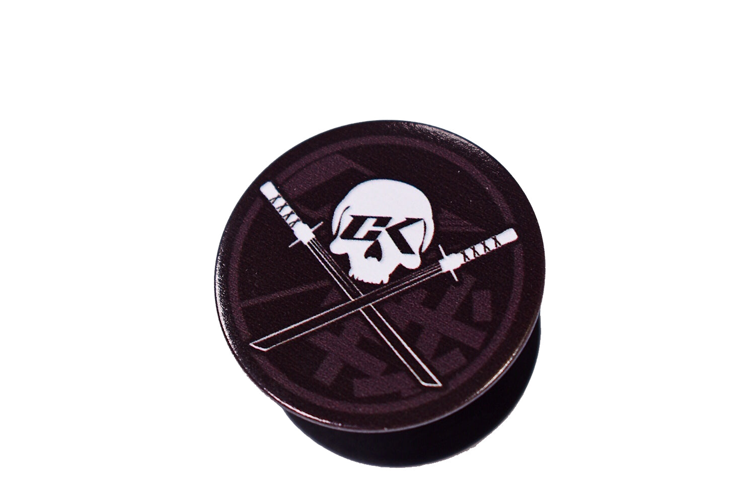 CK Phone Pop Sockets -  Skull and Swords Design