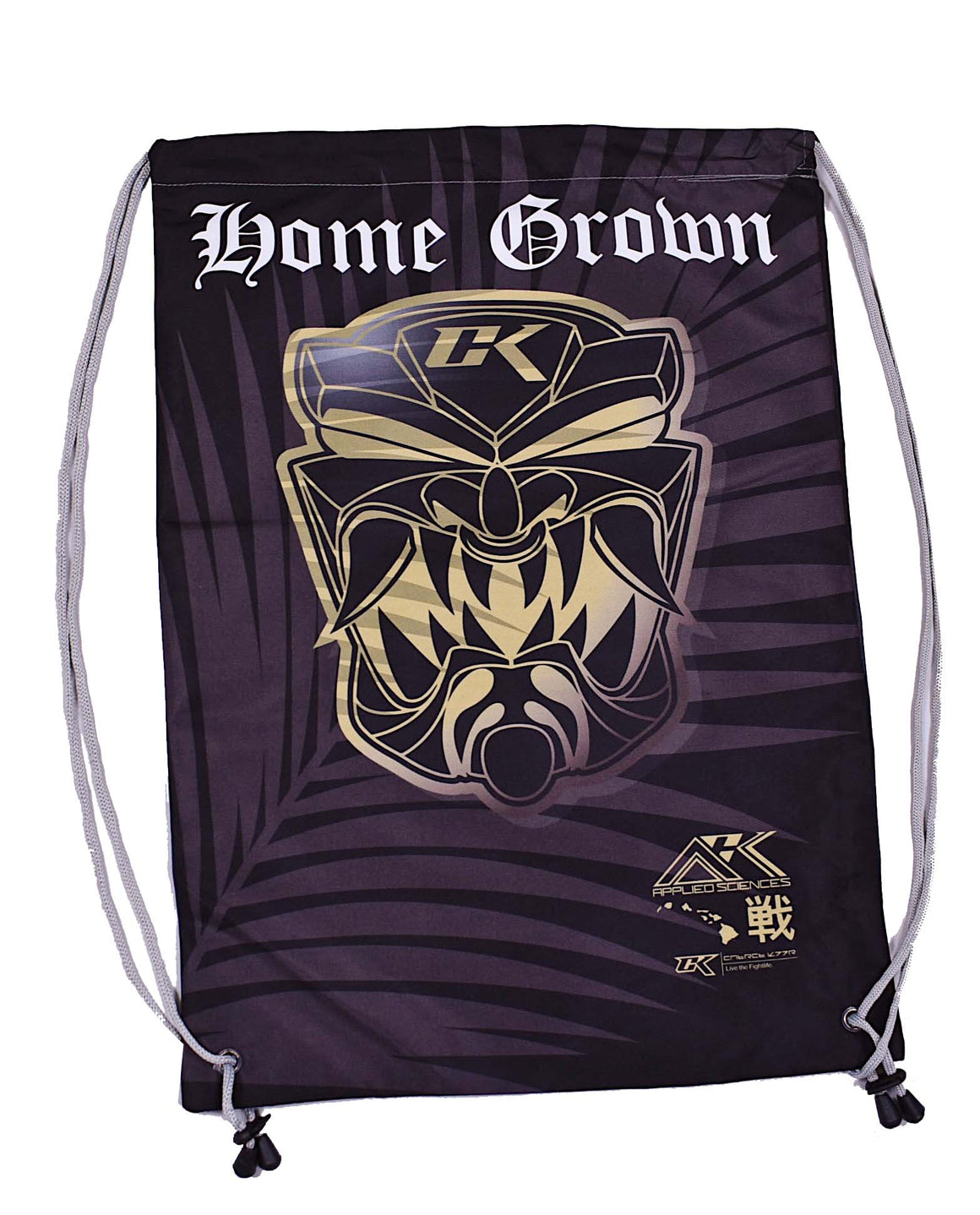 CK Home Grown Drawstring Bag