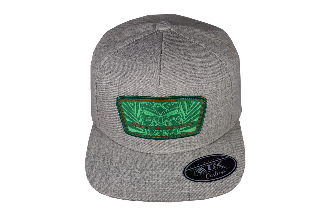 CK Born and Raised Snapback - Heather Gray