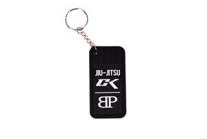 CK BJJ Belt Keychain COLLAB - Rubber
