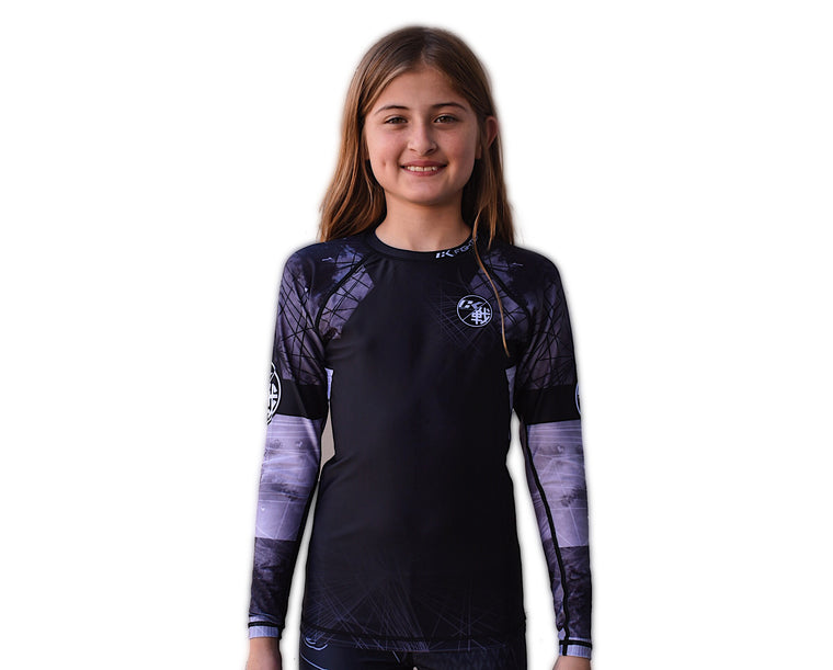 CK ONYX Kids Rash Guard