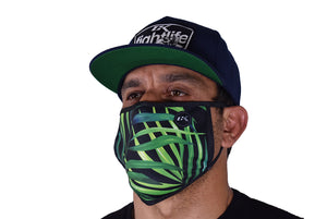CK Face Mask - Palms Design