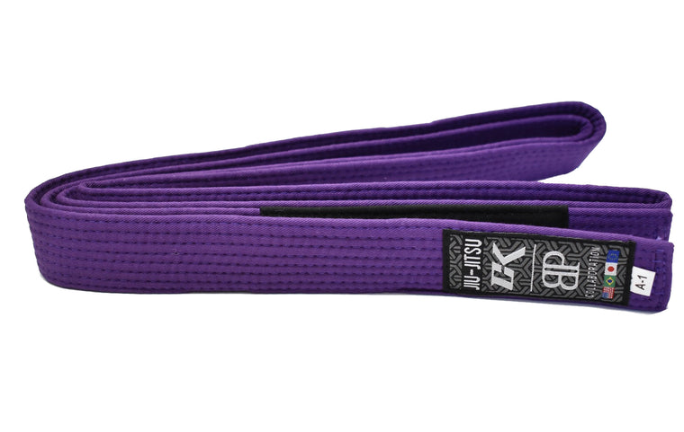 Contract Killer Jiu-Jitsu Purple Belt