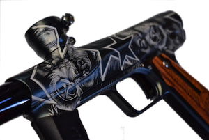CK Paintball URSO SHOCKER CVO - PEWTER