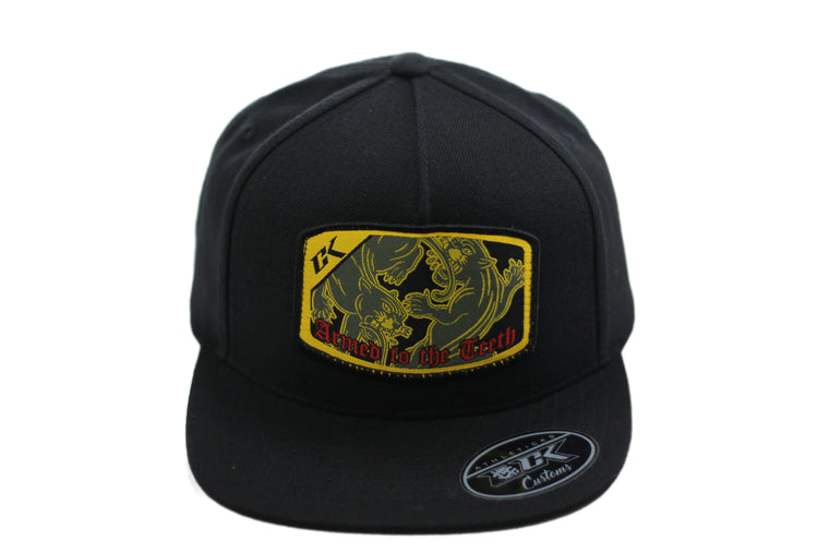 CK Armed To The Teeth Snapback - Black