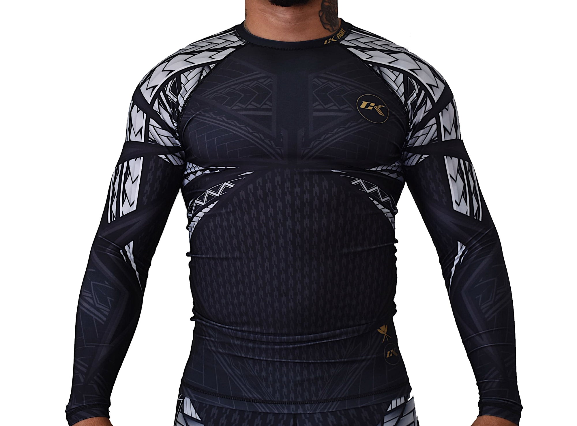 CK Kids Tribal PohaCKu Rash Guard