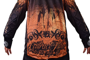 Contract Killer Dirty Snake Paintball Jersey