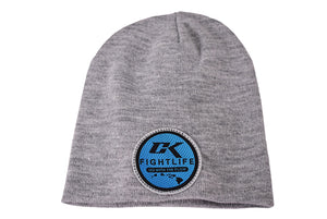 CK Go With The Flow Beanie - Gray