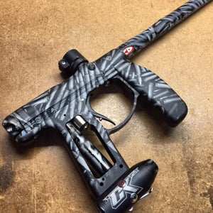 Bulletz Paintball Marker Design