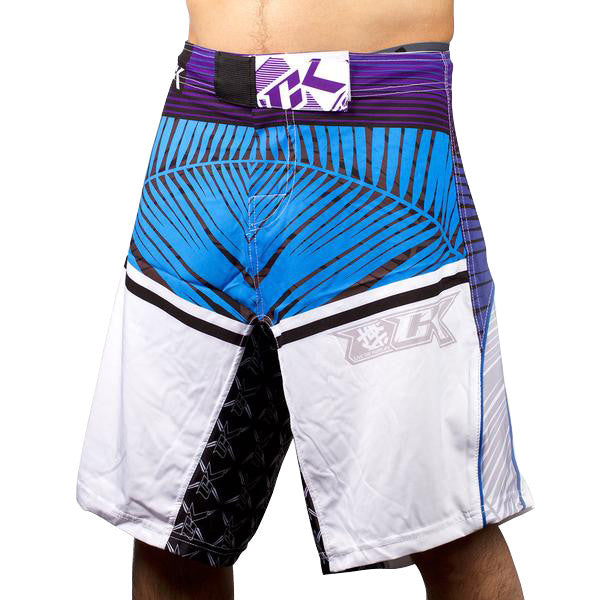 CK Palms Shorts Blue