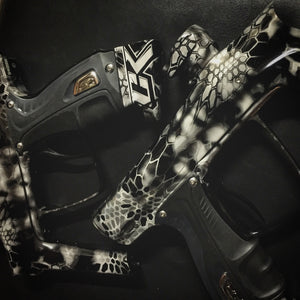 CKottonmouth Paintball Marker Design
