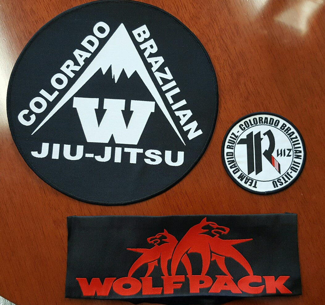 Colorado BJJ West Sewing Set - 3