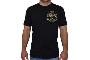 CK We Go Hard Sometimes Paintball Shirt - Black