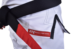CK Comp Series BJJ Gi - White