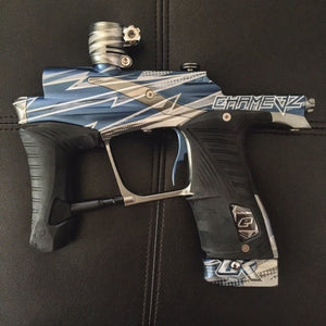 Electric Paintball Marker Design