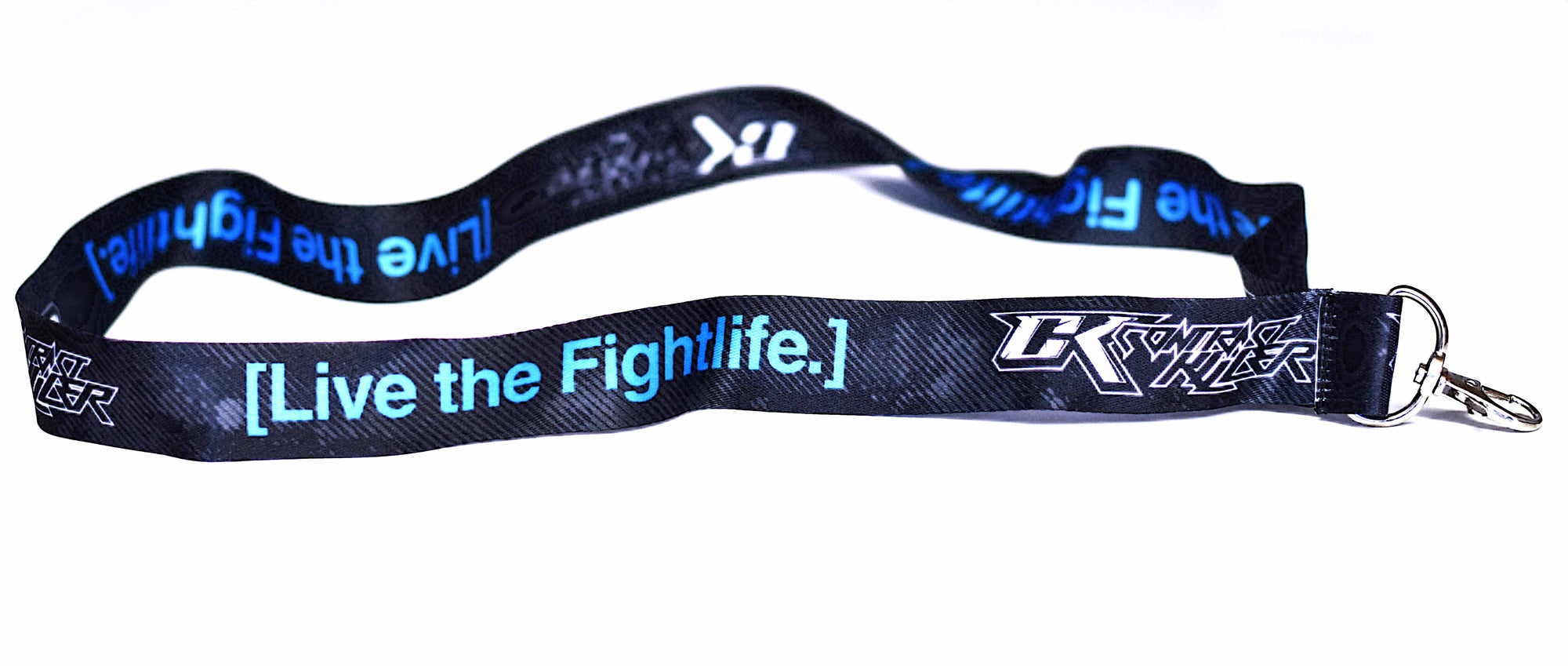 CK Live The Fight Life Lanyard