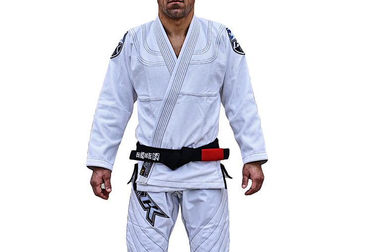 Contract Killer Freshman Jiu Jitsu Gi - White