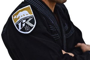 Contract Killer Freshman Jiu Jitsu Gi - Black